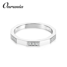 Wholesale Fashion Sterling Silver Index Finger rings with CZ for Women