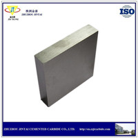 factory supply K20 K40 jintai Brand tungsten carbide wear plate, sheet, boards,flats