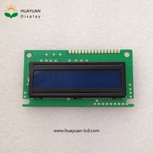 backlighting High Definition chinese character 16*2 small size lcd module
