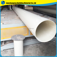 2016 top sale schedule 20 30 36 inch pvc pipe with high quality