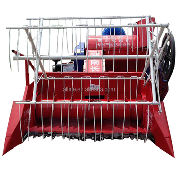 Factory directly sale high efficiency mini grain harvester