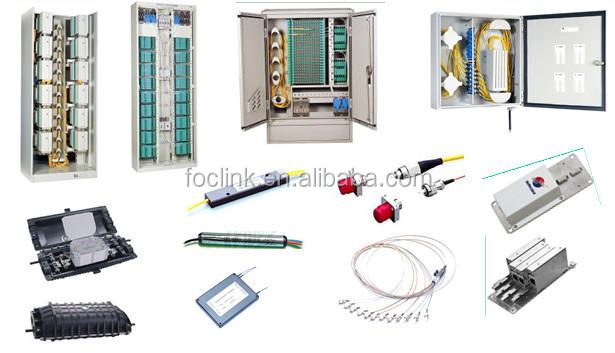 Fiber Optic Termination Box 12 16 24 Port Wall Mounted