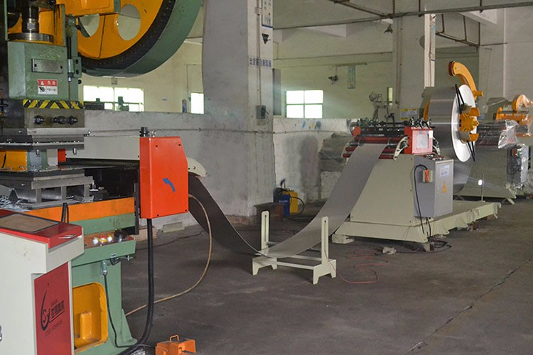 High speed electrical strip feeder, electrical air feeder for press machine