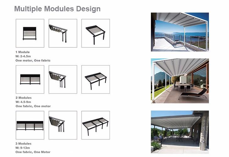 multiple module design