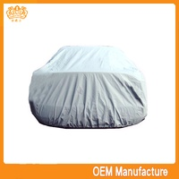 Hot selling peva+pp fabric padded car cover at factory price