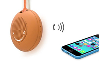 20w 5 Inch Metal Portable Bluetooth Speaker