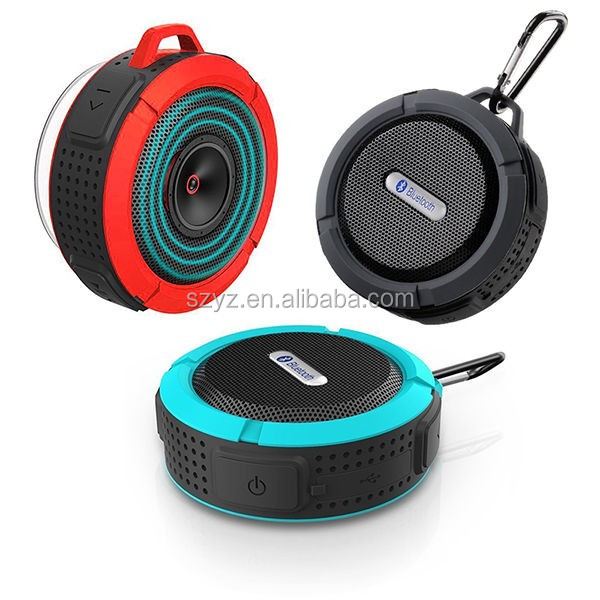 Mini Bluetooth Waterproof Speaker, New portable Waterproof Bluetooth Speaker for sporter