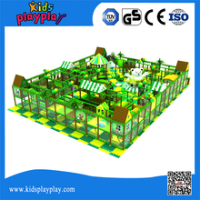 KidsPlayPlay Seller Factory Anti-Hurt Children Jungle Gym Indoor Playground