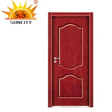 Waterproof Rosewood Teak Plywood Door Design