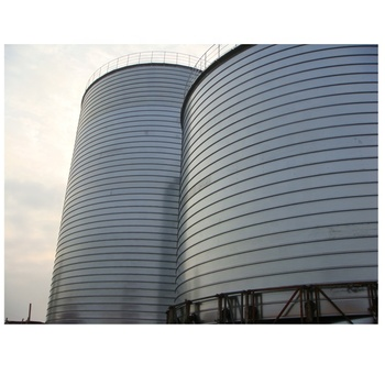 Spiral Folded Used Grain Storage Silo Sale