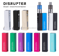 High quality innovative vapor tool Innokin Disrupter with 7 colors InnokinCell LiPo removable battery
