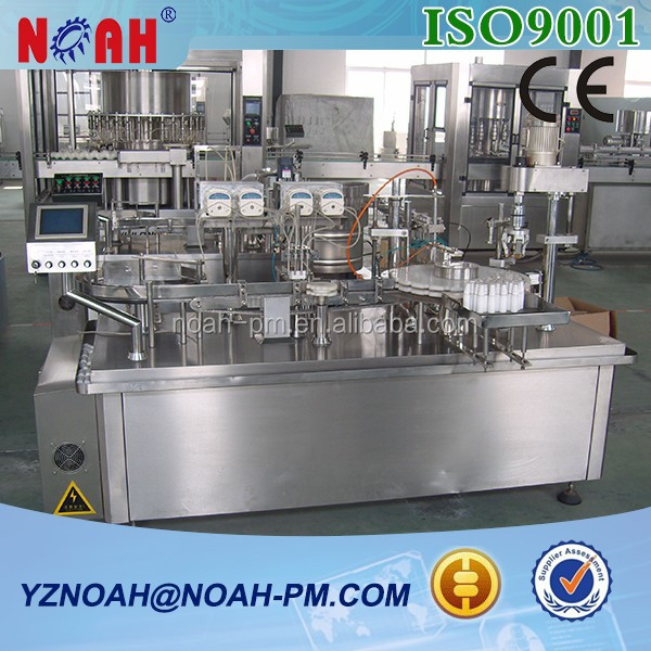 FCM 4/1 Oil Bottle Filling Machine