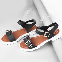 Low MOQ high heel sandal open toe women shoes 2016