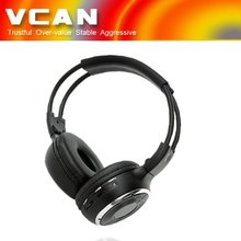 Wireless bluetooth headphone WL-2008-8 In Car Dual Channel Stereo Infrared Headset