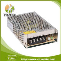 High quality 75W AC to DC 5V 12V 15V 24V single output switching mode power supply (S-75)