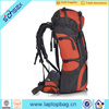 Big backpack climbing hiking waterproof travel mountain top bags