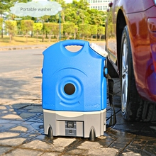 Portable car wash foam machine , auto car wash machine ,capming and hiking brushless automatic car washing machine