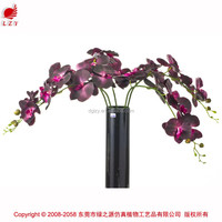 Real touch artificial orchids wholesale artificial orchid flowers