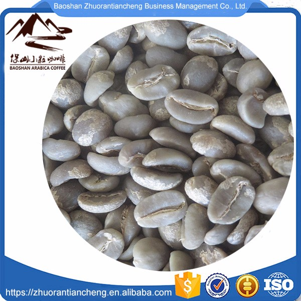 Wholesale Arabica Green Coffee Beans weight loss side effect slimming coffee