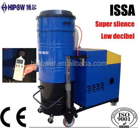 super silence low decibel heavyduty industrial vacuum cleaner