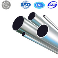 China manufacture monel 400 pipe ASTM B165