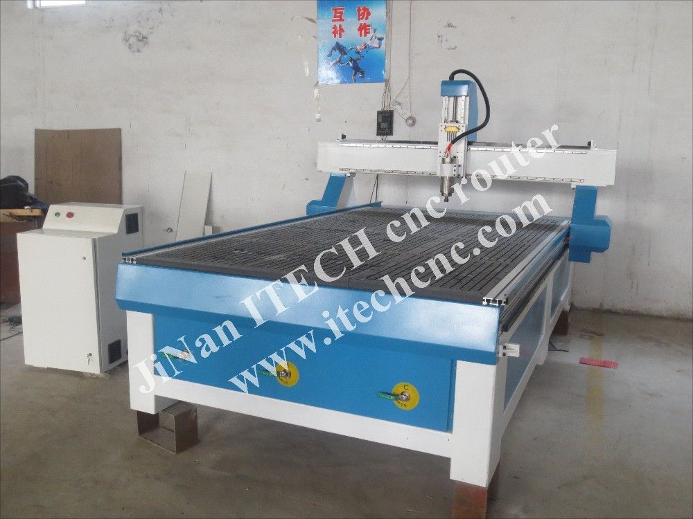 China Multitech 1325 automatic 3d carving cnc router for wood