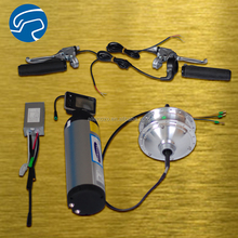 electric bicycle conversion kit electric bike conversion kit electric bicycle kit T brushless hub motor 24v 250w