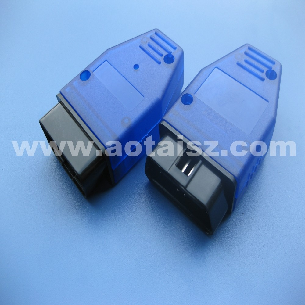 vehicle enclosure factory suppy OBDII shell obd ii diagnostic case