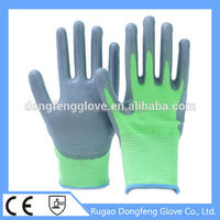 superior performance high modulus hand protective glass cutting gloves level 5 working gloves for glass handing