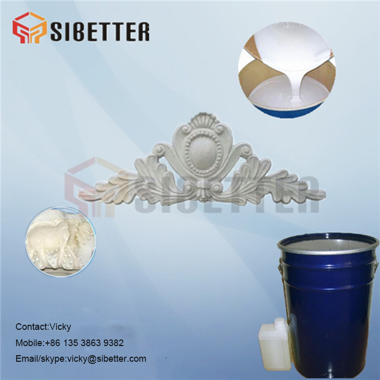 Mould Making Liquid Silicone Rubber for Gypsum Products