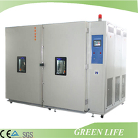 Lab stability test equipment /walk-in environmental test room