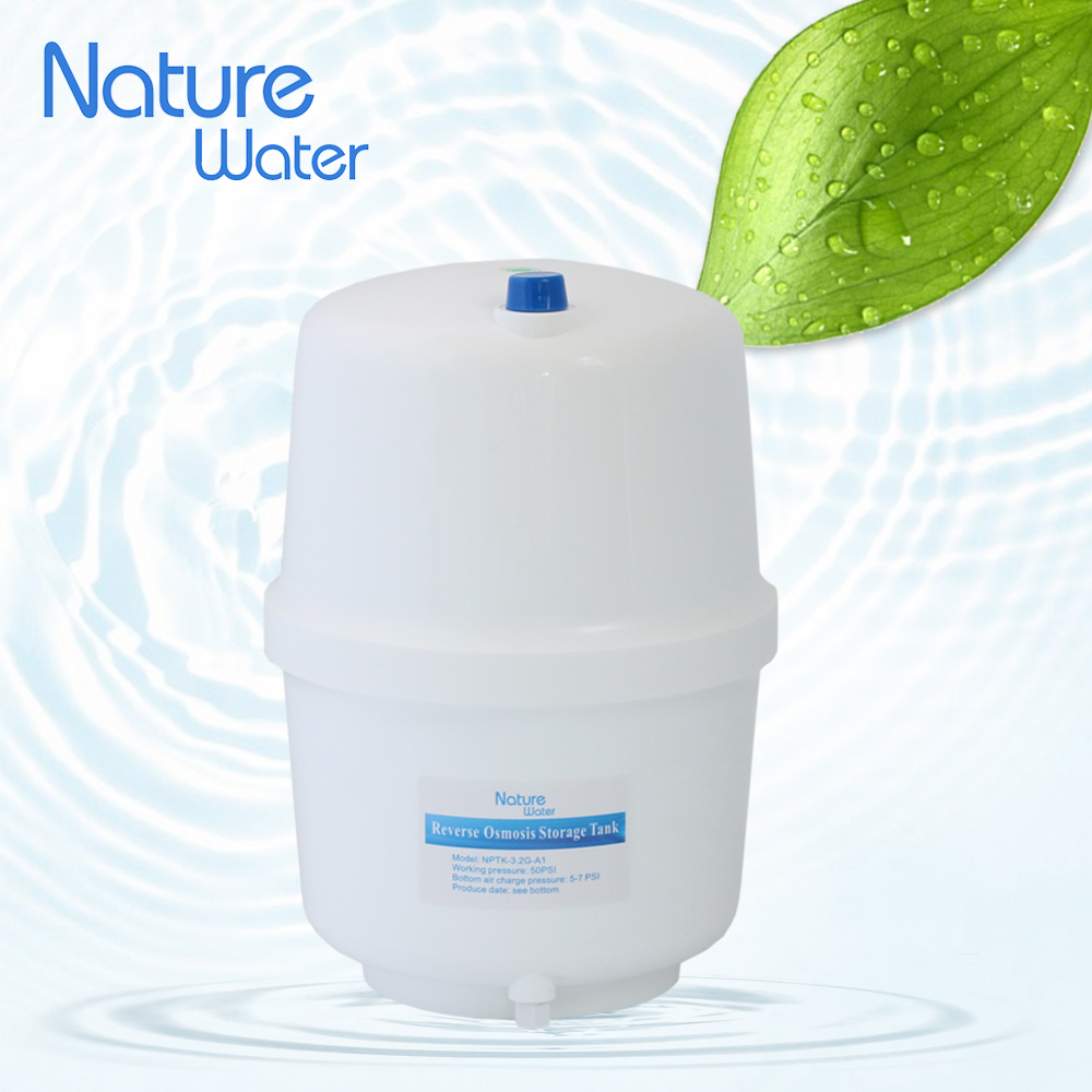 3.2G RO Storage Tank plastic for RO system Water Filter Parts