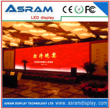 2016 hot sell P2.5 P3 P4 P5 P6 P7.62 P10 indoor led display screen led panel