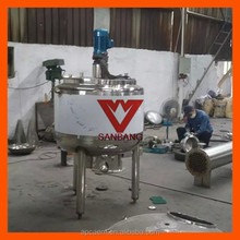 300L 80gallon stainless steel mixing tank,reaction kettle,vacuum stirring tank/mixer/mixing tanks/Mixing Equipment