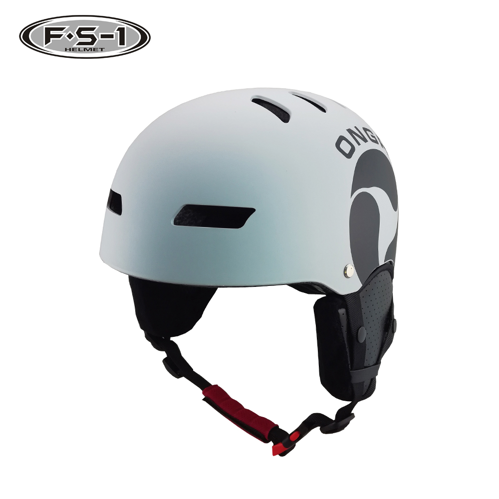 Professional China helmets snowboard factory directly adjust buckle dual sport helmet skating