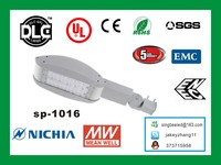 Cape Verde LED street light with CE ROHS UL/DLC/LM79 china supplier with 5 years Warranty
