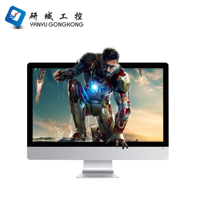 cheap desktop computers with 21.5 inch monitor All in one pc Integrate Intel J1900/2.00GHz quad core procesor ,TDP 10W
