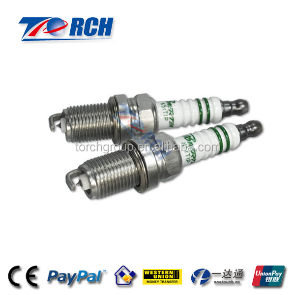 12621258 12571164 12609877 Spark Plugs For Buick Lacrosse Allure Cadillac CTS Escalade Chevrolet Camaro Caprice Colorado
