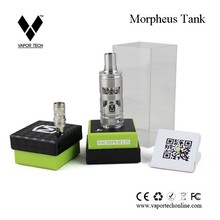Vapor Tech super powerful Morpheus mini subtank with 0.1ohm coils