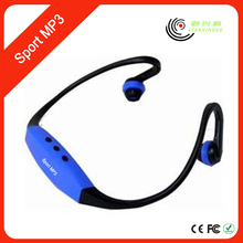 In ear earphone for sport mp3 music player manual