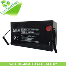 Tunto hot sell12v250Ah sealed lead acid battery