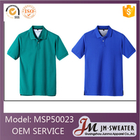 High quality plain color unisex polo shirt for worker cheap work wear uniform