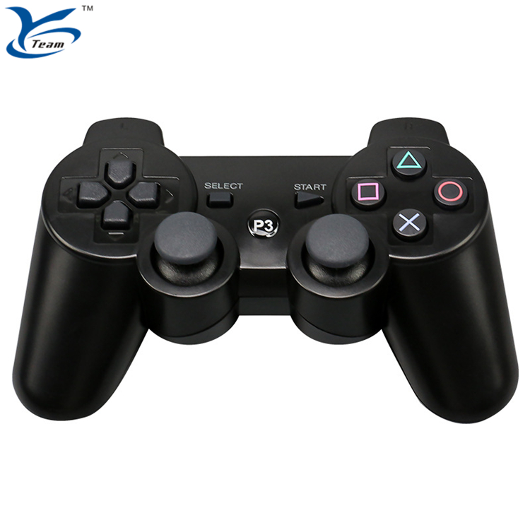 New Six Axis double Shock 3 wireless <strong>controller</strong> for Playstation3/PS3 Wireless <strong>Controller</strong> joystick for ps3/ps4/playstation 4