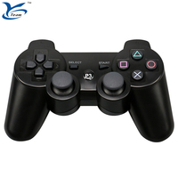 New Six Axis double Shock 3 wireless controller for Playstation3/PS3 Wireless Controller joystick for ps3/ps4/playstation 4