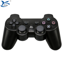 New Six Axis double Shock 3 wireless controller for Playstation3/PS3 Wireless Controller joystick for ps3/ps4/<strong>playstation</strong> 4