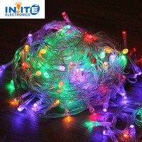 Led Icicle Lights Garden Tree String Fairy Lights Waterproof for wedding Christmas party Decorative