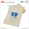 Promotional Screen Printed Cotton Drawstring Pouch and Cotton Bags