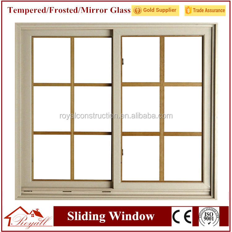 Brand new High Quality Aluminium Roller Shutter Window with Manul &amp