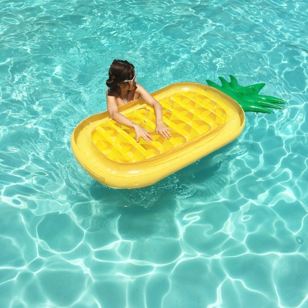 Air Bed Summer Giant Air Pool Inflatable Pineapple biggest inflatable pool