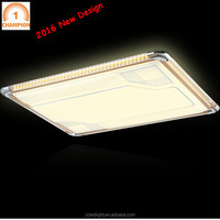 2016 new design ceiling light flush led ,living room bed room